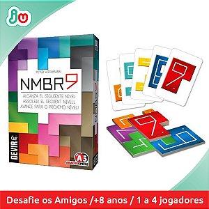 Jogo Cardgame NMBR9 - Devir
