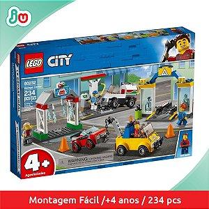 Lego City 60232 Centro Assistência Automóvel Garage Center