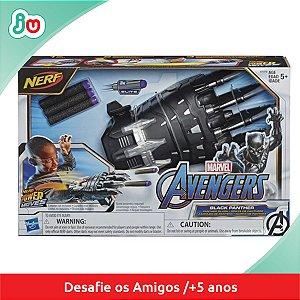 Nerf Garra do Pantera Negra Marvel Vingadores Hasbro E7372