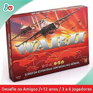 Jogo de Estratégia War 2 - Grow