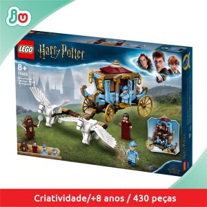 Lego Harry Potter 75958 Carruagem Beauxbatons Chgda Hogwarts
