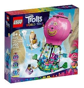 Lego Trolls 41252 A Aventura Em Balão De Ar Quente De Poppy