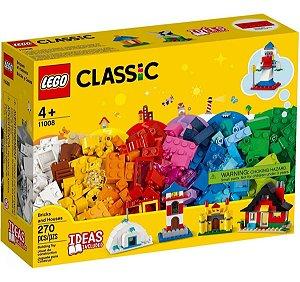 Lego Classic 11008 - Blocos E Casas