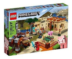 Lego Minecraft 21160 - O Ataque De Illager