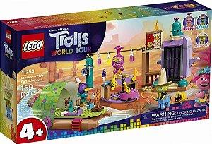 Lego Trolls World 41253 Aventura Jangada No Pântano Isolado