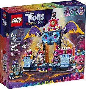 Lego Trolls World Tour 41254 - Concerto Vulcão Rock City