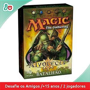 Magic The Gattering Alvorecer - Deck Pré Construído - Batalhão