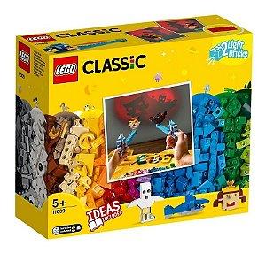 Lego Classic 11009 - Peças E Luzes