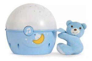 Projetor Next 2 Stars Night Light Azul Chicco 076472