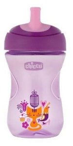 Copo Bebê Advanced Cup 12m+ 266ml Rosa Chicco