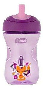Copo Bebê Advanced Cup 12m+ 266ml Rosa Chicco