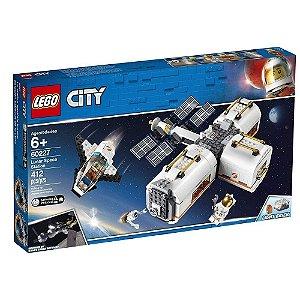 Lego City 60227 Estação Espacial Lunar