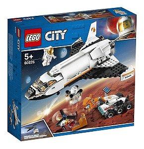 Lego City 60226 Ônibus De Pesquisa Em Marte - 273 Peças