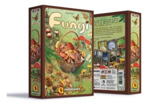 Fungi - Jogo De Cartas - Papergames Pocket Game