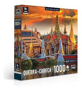 Puzzle Quebra Cabeça Tailândia Palácio Bangkok 1000p Toyster