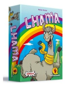 Lhama- Jogo De Cartas - Papergames
