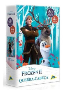 Quebra-cabeça 60 Peças - Kristoff - Frozen 2 Toyster 00267