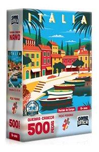 Quebra-cabeça Postais Da Europa Itália 2616 Toyster