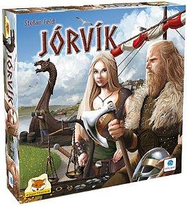 Jórvik - Jogo De Tabuleiro Bordgame  - Conclave