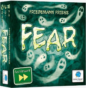 Fast Forward Fear Jogo De Cartas Conclave