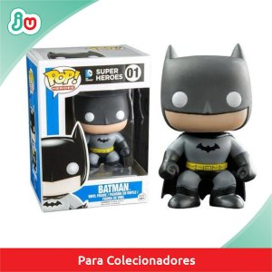Funko Pop! - DC #1 Batman Clássico