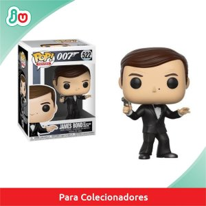 Funko Pop! - #522 James Bond 007 The Spy Who Loved Me