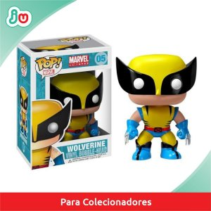 Funko Pop! - X-men Marvel #5 Wolverine