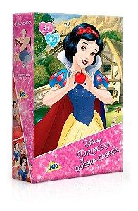 Quebra-cabeça Princesas 60 Peças Branca De Neve - Toyster