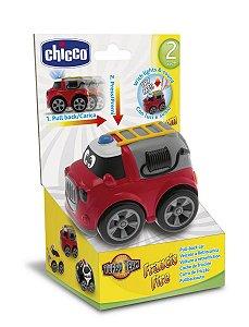 Brinquedo Turbo Team Bombeiro Chicco