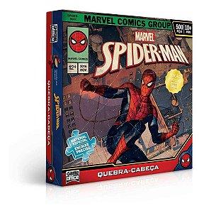 Quebra-cabeca Cartonado Spider Man 500pcs Unidade