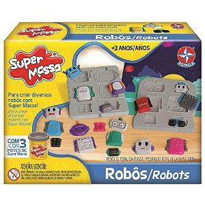 Super Massa Robôs Original Estrela