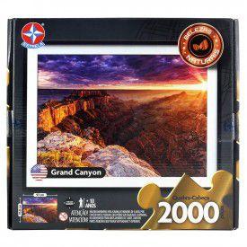 Quebra Cabeça Grand Canyon 2000 Peças Estrela
