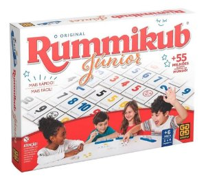 Jogo Rummikub Junior - Grow 3513