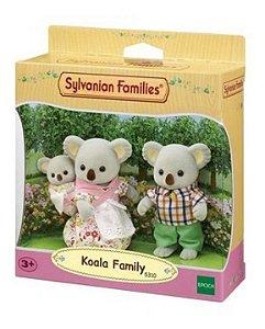 Sylvanian Families Família Dos Coalas 5310