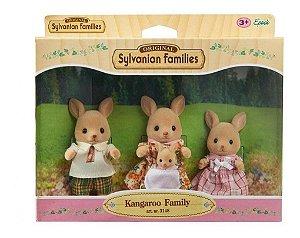 Sylvanian Families  Família Dos Cangurus Epoch 5272