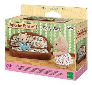 Sylvanian Families Conjunto Sofa Epoch   5150