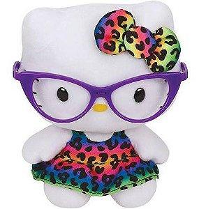 Pelúcia Ty Beanie Babies Hello Kitty Óculos - Dtc