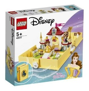 Lego 43177  As Aventuras Do Livro De Contos Da Bela