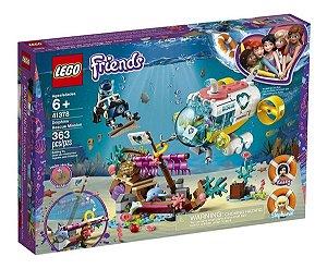 Lego 41378 Friends  Missão De Resgate De Golfinhos