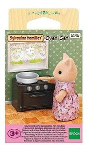 Sylvanian Families Conjunto De Forno 5145