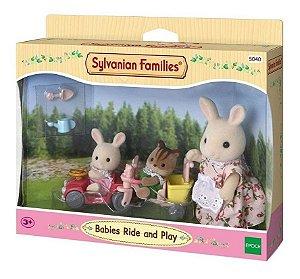 Sylvanian Families Carrinho De Brincar Do Bebê 5040 Epoch