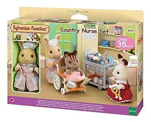 Sylvanian Families Enfermeira Do Campo 5094