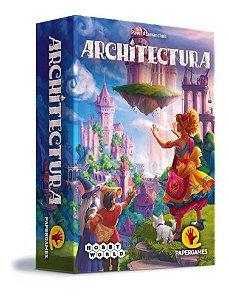 Architectura Jogo De Cartas Papergames