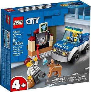 Lego City Unidade De Cães Policiais 60241