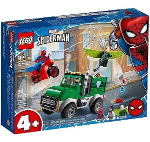 Lego Marvel Super Heroes Assalto Ao Caminhão De Vulture76147