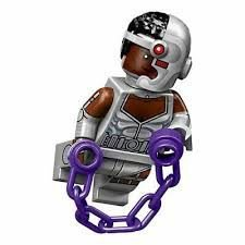 Cyborg Minifigures DC Super Heroes Series 71026