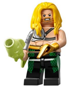 Aquaman Minifigures DC Super Heroes Series 71026