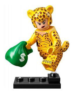 Mulher Leopardo Minifigures DC Super Heroes Series 71026