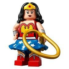 Mulher Maravilha Minifigures DC Super Heroes Series 71026