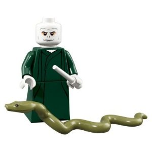 Lord Voldemort Minifigures 71022